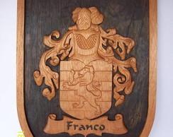 Bras�o da fam�lia Franco