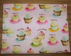 Jogo americano Cupcake