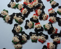 Rosto Mickey ( embalagem c/100 unidades)