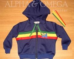 Jaqueta Reggae Roots Infantil AZ.MARINHO