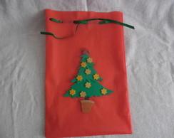 Embalagem para presente de Natal