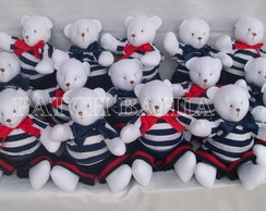 Ursinhos Marinheiros -Lembrancinhas