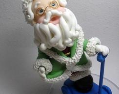 Papai Noel - Patinete