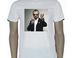 Camiseta Ringo Peace & Love