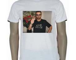 Camiseta Ringo Peace & Love 2