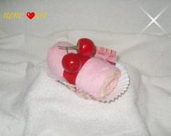 Rocambole de toalha