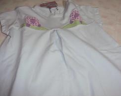 Camisola com bolsa de ovelha