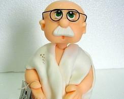 Gandhi - 15 cm altura