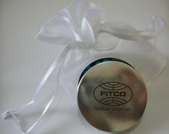 Latinhas personalizadas para FITCO