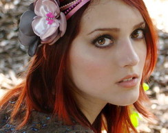 HEADBANDS AMOR REVEILLON ROSA