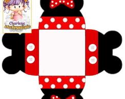 Forma Docinhos da Minie & Mickey