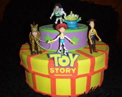Caixa de Bolo Toy Story