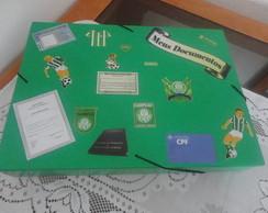 Porta Documentos do Palmeiras