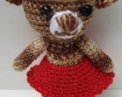 Ursinha em miniatura