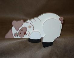 CP01 - Porquinho Deitado