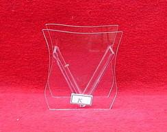 K1 - Jarra Floreira de vidro