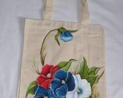 Eco Bag Amor Perfeito