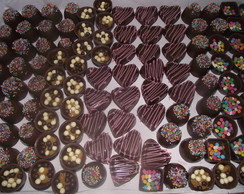 PE�AS PARA MESA DE CHOCOLATES