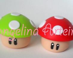 Cogumelos Super Mario Bros.