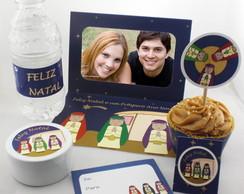 Kit Natal personalizado