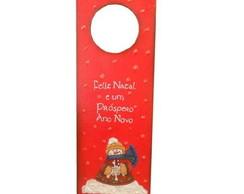 Aviso de Porta - Natal