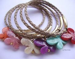 Bracelete Farfalle