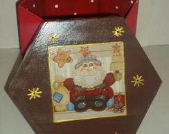 Porta Panetone Chocolate