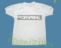 T-Shirt Beb� e Infantil OFFSPRING