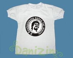 "T-Shirt Beb� e Infantil ""RAULSEIXISMO"""