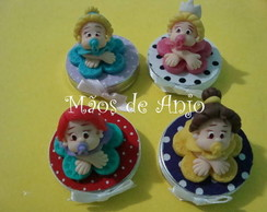 LATINHA MINT TO BE PRINCESAS BABY