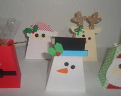 Caixinhas guloseimas/ lembrancinha Natal
