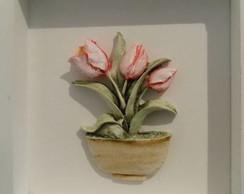 Quadro Decorativo tulipas