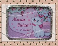 Marmitinha Personalizada - Gatinha Marie