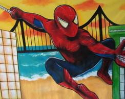 Painel Homem-Aranha