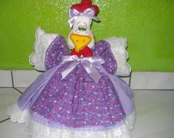 Cobre bolo de galinha