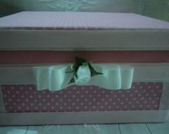 caixa mdf tecido,casamento,ch� de beb�