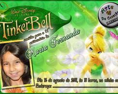 "Convite ""Tinkerbell"" 1"