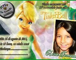 "Convite ""Tinkerbell"" 2"
