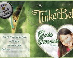 "Convite ""Tinkerbell"" 4"