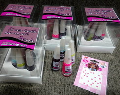 Kit esmalte fashion