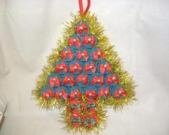Guirlanda Arvore de Natal