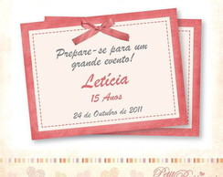 �m� - Save the Date - 15 Anos