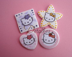 Aplique Hello Kitty