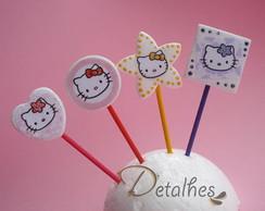 Palito p/ doce Hello Kitty