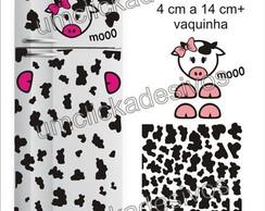 adesivo geladeira Manchas de vaca 06