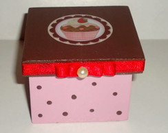 Caixinhas Cupcakes