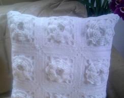 Almofada de croch�(capa) Blaxxy