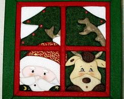 Caixa em Carton Mousse - Natal