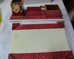 Kit de Escrit�rio - Completo