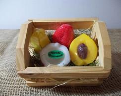 Caixote de Frutas Alto